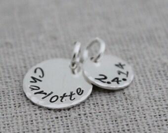 classic name + date duo • alacarte
