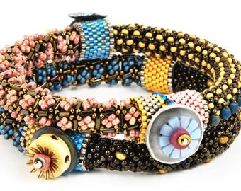 Bead Kits-Taffy-Kit Only-Pattern Sold Separately
