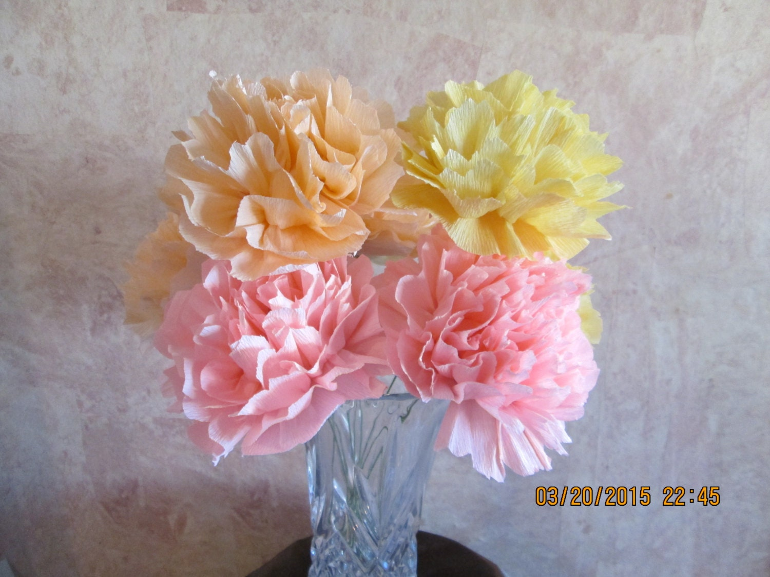 Mexican Crepe Paper Flowers High Quality Crepe Flowers