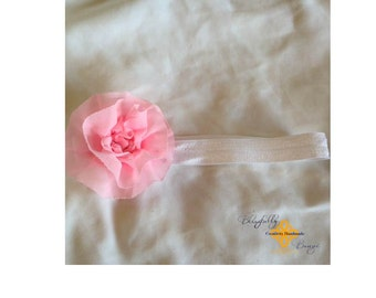NEW PRODUCT Baby Pink Flower headband set