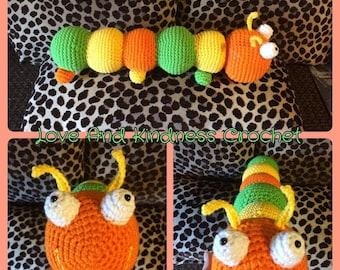 Caterpillar Amigurumi