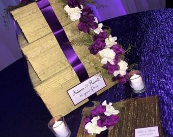 Wedding Card Box, Enchanted Wedding Money Box, Unique Wedding Gift Box  - Custom Made