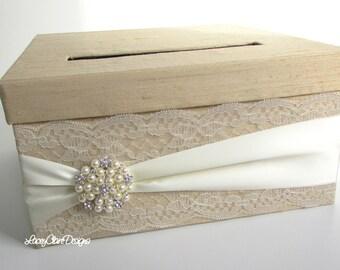 Wedding Card Box Custom Envelope Card Holder
