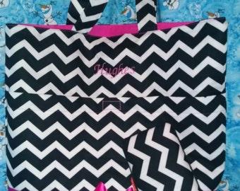 Design your own custom diaper bag set