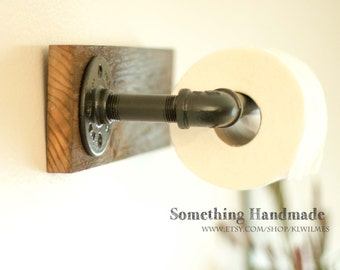 barn wood toilet paper holder rustic 1892 barn wood and black iron