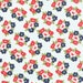 One Yard - Daysail by Bonnie and Camille for Moda - Blooms in Creamy White