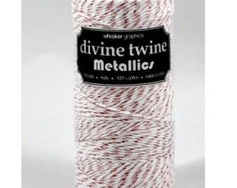 NEW**Rose Gold Metallic Divine Twine