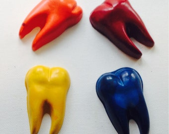 Teeth crayons