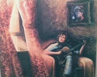 Van Morrison TB Sheets 1973 RARE LP