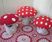 Just for Cindy - Two Little Fairy Stools