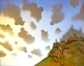 Cloud Watchers RESERVED for Heidi
