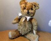 """Vintage Lefray Bear - 1950's Toy - Mohair Bear - 17"""" Bear"""
