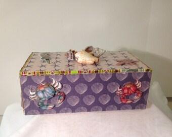 Decorated Treasure Box