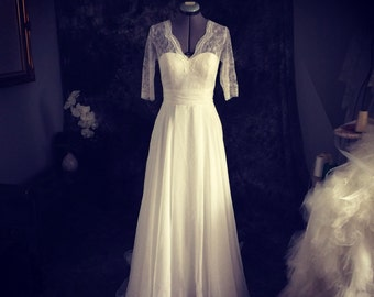 Ashley Wedding Dress-made to order