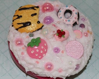 Kawaii Sweets Decoden Mirror