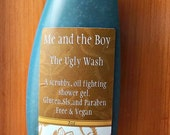 Sale ThE UgLy WaSh  100% Gluten paraben and SLS Free Exfoliating body wash. 7oz