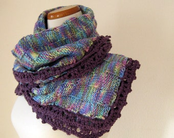 Multi Color Shawl & Scarf
