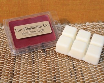 Hand Poured Soy Wax Tarts (6-pack clamshell) in Higganum, CT