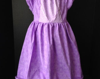 Princess Boutique Peasant Dress