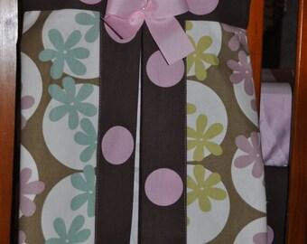 Custom diaper stacker