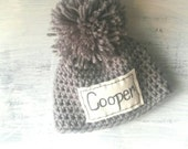 Baby Name Hat