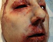 Jenna - Skinned Horror Silicone Mask