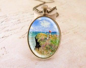 Clifftop - Vintage Necklace