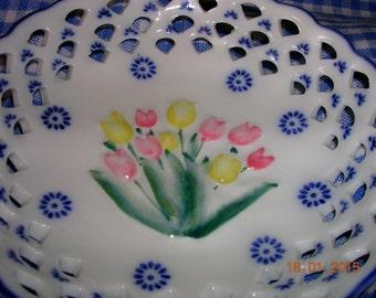 "Holland Made Decorative Bowl-5"""
