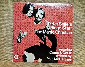 The MAGIC CHRISTIAN - Original Motion Picture Soundtrack - 1969 Vintage Vinyl Record Album