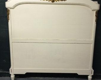 Full Size Veranda Ivory Headboard