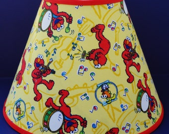 Elmo Music Lamp Shade Sesame Street Lampshade