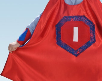 Special Edition Superhero Cape Set - toddlers size