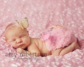 FLUTTER BY Bloomer Set - Headband and Bloomers Included - Preemie to 18 Months