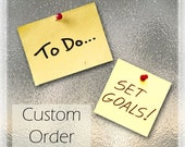 Custom Order for Jennifer S