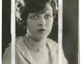 May Mcavoy - Silent Film Star - Vintage 8x10 Photo by Melbourne Spurr - 1925
