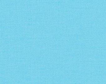 """Fabric Remnant, Niagara, Kona Cotton, Robert Kaufman Fabrics, 18"""""""