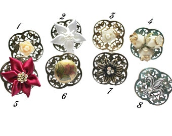 Adjustable Rings of many kinds