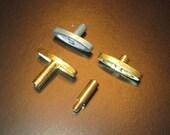 Music Box Winding Key Set, 3 Assorted Sizes and Key Extender