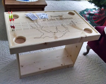 Two game row Cribbage Table..