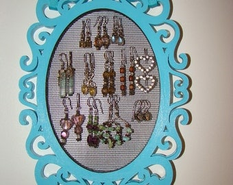 Hanging Earring Organizer/Display   'Darla'