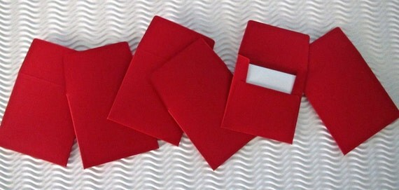 36+ teeny tiny envelope note card sets handmade available in 40 colors miniature square party favors weddings stationery guest book