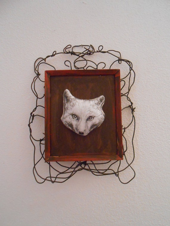 faux taxidermy soft toy home decor wall art hand taxidermy home decor free home design ideas images
