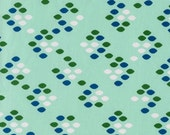 Cookie Book Drops in Minty, Kim Kight, Cotton+Steel, RJR Fabrics, 100% Cotton Fabric, 3014-3