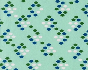 Cookie Book Drops in Minty, Kim Kight, Cotton+Steel, RJR Fabrics, 100% Cotton Fabric, 3014-3