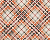 Florence Multi Plaid in Carnelian by Denyse Schmidt