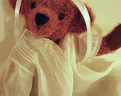 Sparse Fur Handmade Mohair Bear