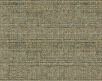 Textured Chenille with a play on the linen trend -Texture and Depth - Upholstery Fabric - Duty Free Canada- Color: Flaterry  -per yard
