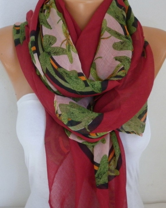 DRAGONFLY Print Cotton Scarf, Shawl, Spring Scarf,Cowl Oversized Wrap Gift Ideas For Her, Women Fashion Accessories, Christmas Gift Scarves