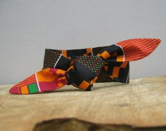 African headbands,African Print headband, Kente headband, Hairband, Hair accessory