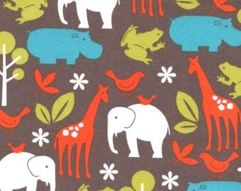 Zoology Fabric YARD